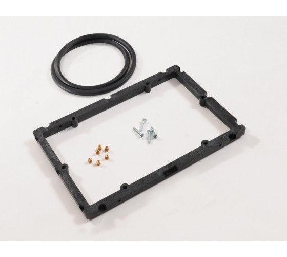 Peli case panel frame